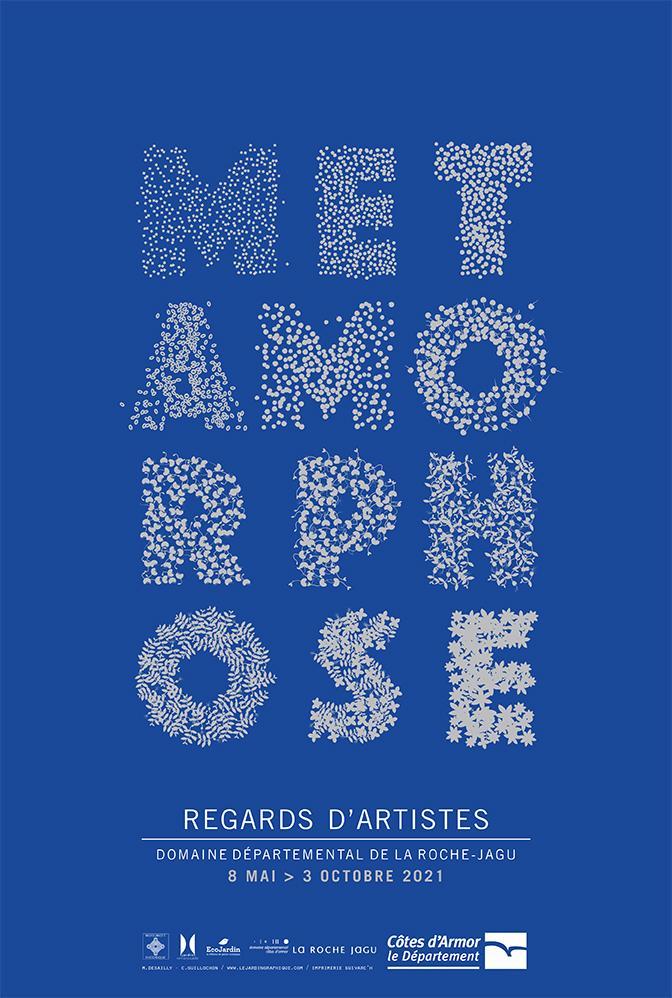 Affiche web metamorphose